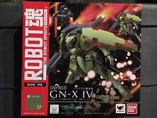 Bandai Robot Spirits Mobile Suit Gundam GN-X IV Type Action Figure Msia Lot