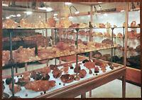 Kauri Gum Display, Otamatea Kauri & Pioneer Museum, Latakohe, New Zealand. Post
