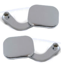 NEW! 1968 Ford Mustang Chrome Inside Door Handles Both Left and Right Pair
