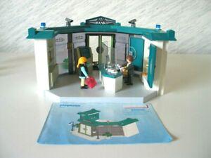 Playmobil  5177  Bank - Geldautomat - Bankraub