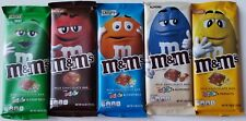 NEW M&M'S Milk Chocolate With Minis Candy Bar 5 Pack Free Worldwide Shipping