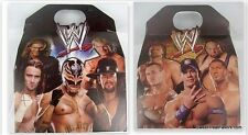 WRESTLING WWE Party Supplies BOXES GABLE Birthday Decoration Cena Bags x6 WWF *