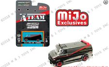 Greenlight GMC Vandura 1983 The A Team Chrome Edition 51225 1/64