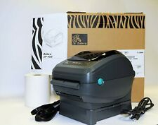 New ! Zebra ZP450-0502-0004A CTP CTP High Speed Direct Thermal Label Printer