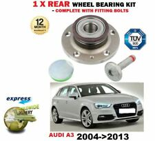 für Audi A3 Sportback 2004-2013 NEU 1x Hinterradlager + passend Bolzen