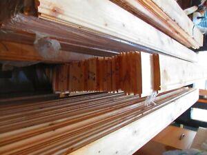 Bauholz Profilbretter Nut und Feder 200 x 12 x 1,5 Sonderanfertigung
