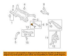 SUBARU OEM 14-15 Forester Rear Suspension-Bushing 20254FG020, Qty. 1