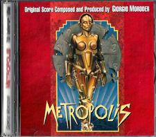 SC - Metropolis (Motion Picture Score) / Giorgio Moroder