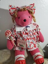 """North American Bear Co. - VIB Collection, Bearly Temple Bear 22"""", Tags Attached"""