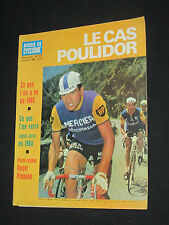 MIROIR DU CYCLISME N° 67 01/1966 POULIDOR + ENCART PHOTO ROGER PINGEON