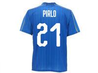 Maillot Officiel Italie Pirlo équipe nationale Fédération FIGC Andrea 21