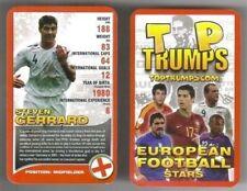 England Original Football Trading Cards Lot