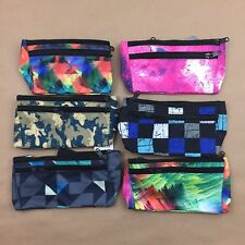 New Fanny Pack Waist Pouch Hip Bag Punk Party Colorful Festival (6-PACK)