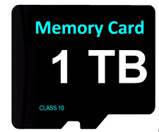 1TB MICRO SD  CARD WITH FREE ADAPTER