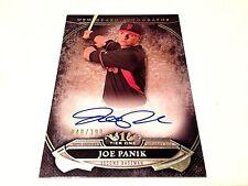 Joe Panik 2015 Topps Tier One New Guard Autographs #/399 San Francisco Giants