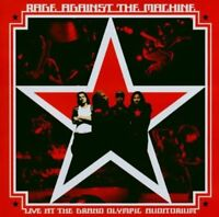 Rage Against The Machine - Live at the Grand Olympic Auditorium [CD]