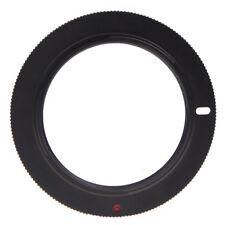 M42 lente Adattatore Anello per Nikon D700 D300 D5000 D90 D80 D70- Nero U5E5