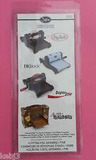 1 Paire Authentique Sizzix XL Extended Cutting Pad plaques Bigshot BIGkick 655267 Entièrement neuf sous emballage