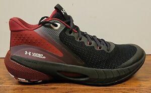 Women's South Carolina Gamecocks PE Under Armour Basketball Shoes Size 12.5
