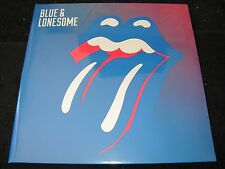 THE ROLLING STONES Blue & Lonesome / French DLP 2016 POLYDOR UNIVERSAL 571494-4