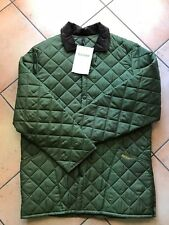 Giacca Barbour Liddesdale Jacket D348 colore verde-olive misura small