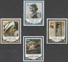 Timbres Famille royale Norfolk 381/4 ** lot 24854