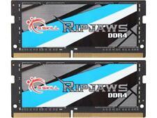 G.SKILL Ripjaws Series 32GB (2 x 16GB) 260-Pin DDR4 SO-DIMM DDR4 2666 (PC4 21300