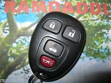 15252034 GM Keyless Entry Remote 100 % Original GM  Key Fob WHY BUY A FAKE?
