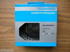 Shimano CS-HG200 TX Bicycle Cassette 11-34 Tooth 9 Speed Mountain Bike New