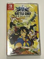 Limited Run Games Battle Chef Brigade Deluxe Nintendo Switch with Best Buy Cover