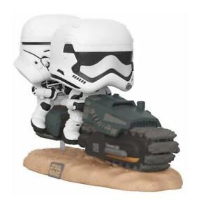 Funko Star Wars Episode IX POP! Movie Moment Vinyl First Order Tread Speeder
