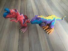 2x Dinosaur Train Toys. OOP! RARE!
