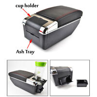 Car Centre Armrest For Mazda CX-3 2015-2018 Storage Box Arm Rest Console Ashtray