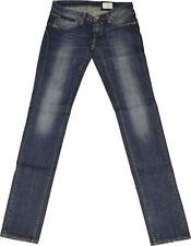 Herrlicher Touch  Jeans  W27 L34  Stretch  Röhrenjeans  Used Look  NEU