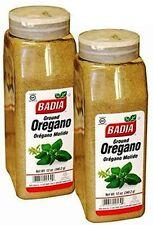 BADIA - Ground Oregano 12 oz / 0.75 lbs (6 PACK)- Oregano Molido