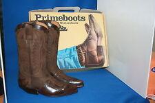 Prime Boots  cowboystiefel westernstiefel neu leder handmade  gr. 37    handmade
