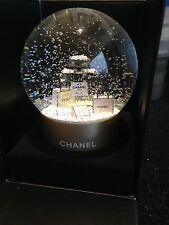 Chanel Lujo Bola De Nieve Regalo Vip Gold Nº 5 Botella de Perfume Nuevo En Caja