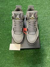 Nike Air Jordan 4 Retro Cool Grey (2019) size 10.5  (308497-007)