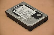 HP 3TB 6G DP 7.2K SAS Hard Drive (Hot Plug) 638521-002/507618-005/MB3000FBUCN