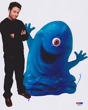 Seth Rogen SIGNED 8x10 Photo Monsters vs. Aliens B.O.B. PSA/DNA AUTOGRAPHED