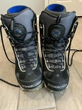 Dc Size 11 Snowboard Boots. Phase (worn But Great Condition)