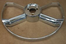 1951-52 Chevy Full Size Car Butterfly Horn Ring Optional Chevrolet NEW