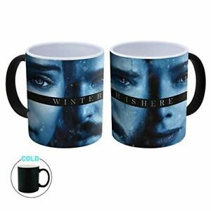 Game of Thrones Season 8 Winter is Here, Heat Changing Mug - 300ml