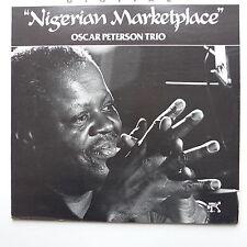 LP/ Oscar Peterson Trio - Nigerian Marketplace / US