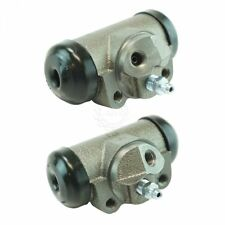 AC Delco Set of 2 Wheel Cylinders Rear Driver /& Passenger Side SET-AC18E1337-R