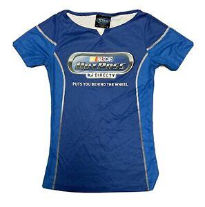 Nascar Hot Pass Direct Tv Women's Model Shirt Size M Medium New!