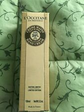 New L'Occitane Large Limited Edition Vanilla Flower Shea Hand Cream, 5.2 oz