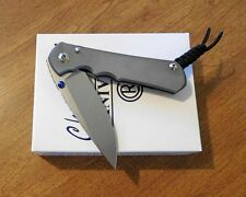 CHRIS REEVE New Large Inkosi With S35VN Blade Knife/Knives
