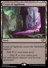 CRIPTA DI AGADEEM - CRYPT OF AGADEEM Magic C14 Commander 2014