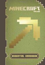 Minecraft: Essential Handbook: An Official Mojang Book (Hardcover) 0545669936